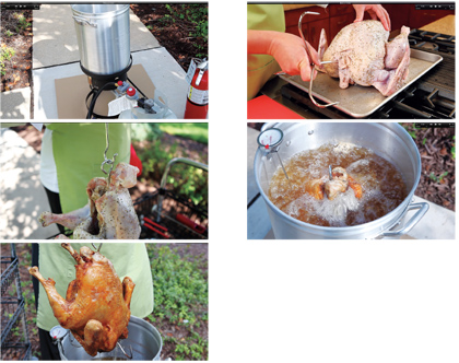 Deep-Fried Turkey 101