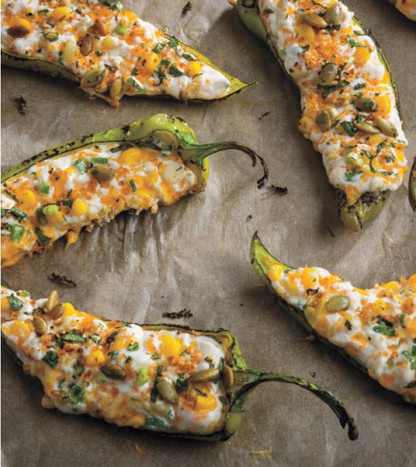 Hatch Green Chili Recipes