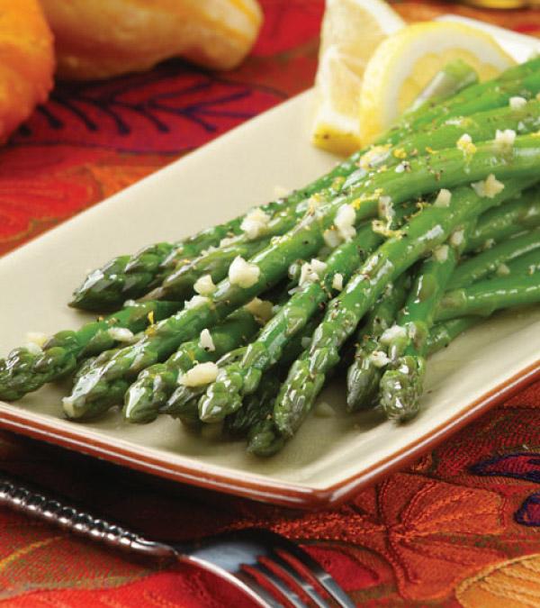 Sautéed Asparagus with Garlic