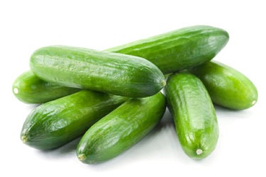 Summer Produce - Cucumbers
