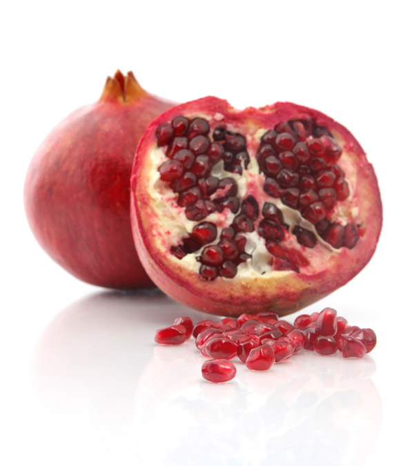 A Passion For Pomegranates