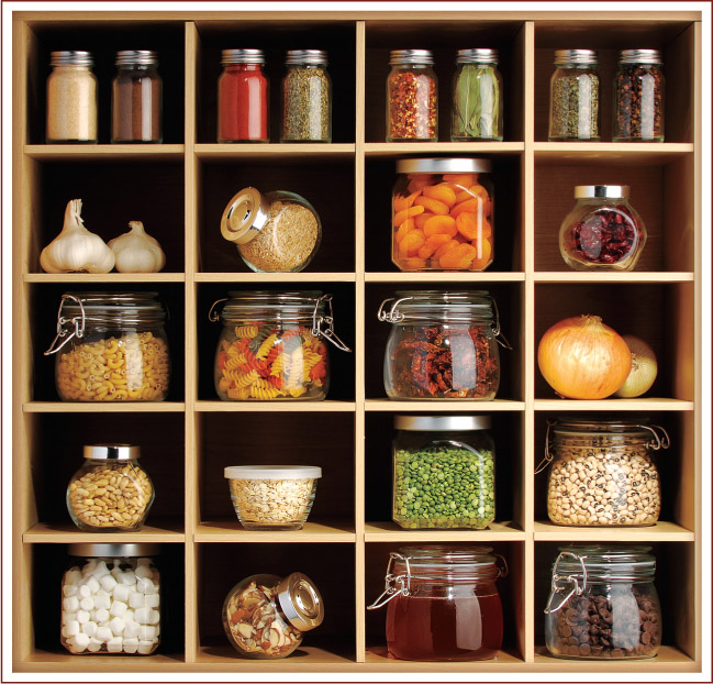 Fall Pantry Staples