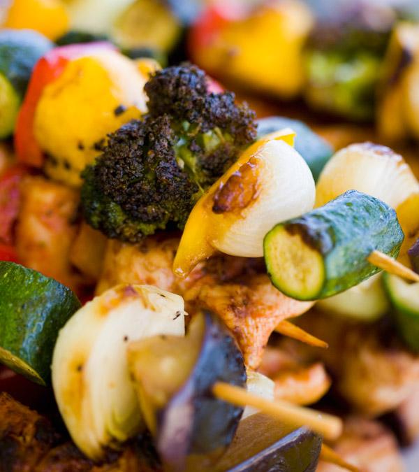 Grilled Veggies - A Fresh Summer Treat