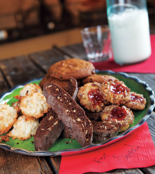 3 Desserts