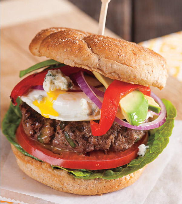 Cobb Burgers