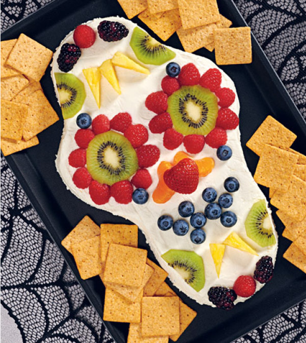 Fruity Skeleton Dip