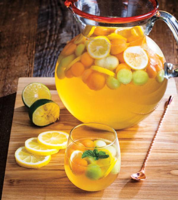 Melon Sangria