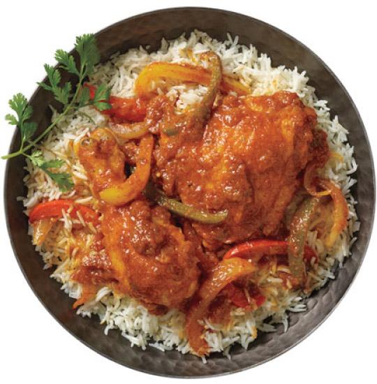 Vindaloo Chicken